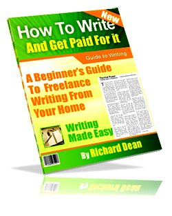 How to Write and Get Paid For It
