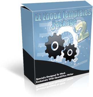 EZebook Master Templates Package 2 with Master Resale Rights