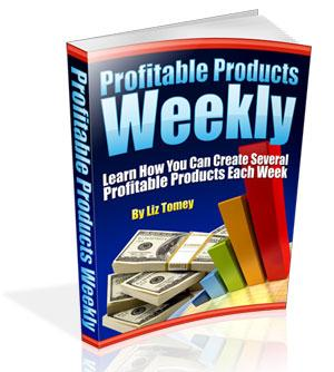 Profitable Products Weekly MRR