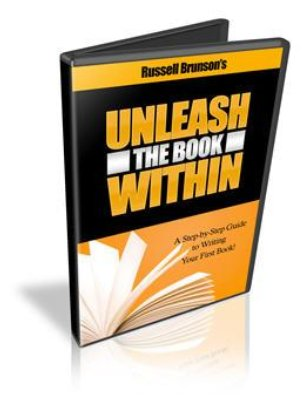 Unleash The Book Within Audio - Master Resale Rights