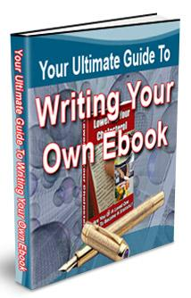 Writing Your Own E-book